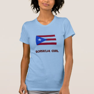 Puerto Rico Ladies Tank Top