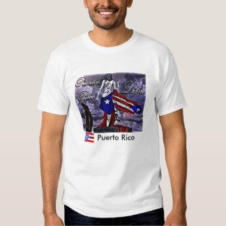 Puerto Rico Libre Tee Shirt