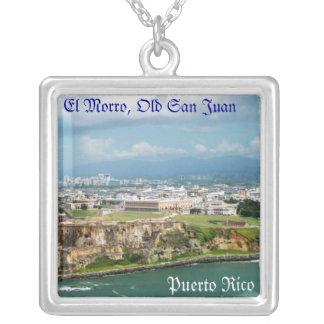 Puerto Rico Nekclace Necklaces