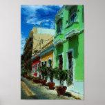 Puerto Rico - Old San Juan Posters