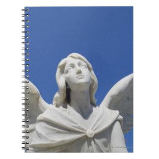 Puerto Rico, Old San Juan, Santa Maria Magdalena 2 Spiral Notebook