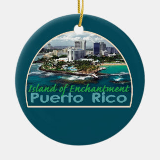 PUERTO RICO Orament Christmas Ornament