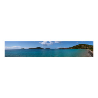Puerto Rico Panormaic 2 Poster