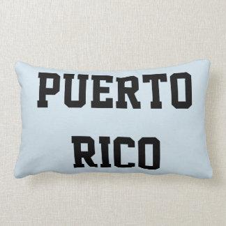 Puerto rico pillow