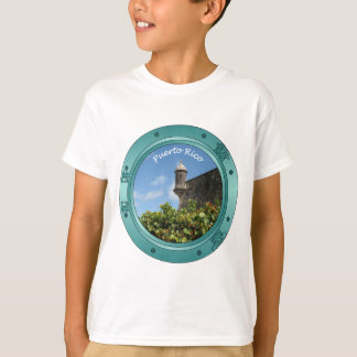 Puerto Rico Porthole T-Shirt