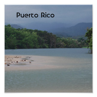Puerto Rico Posters