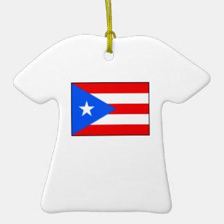 Puerto Rico – Puerto Rican Flag Ornaments