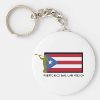 PUERTO RICO SAN JUAN MISSION LDS CTR KEY RING