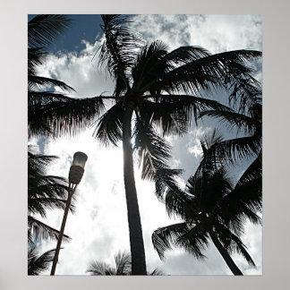 Puerto Rico Sky Print