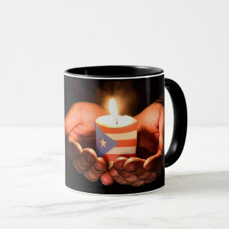 Puerto Rico Strong Coffee Mug