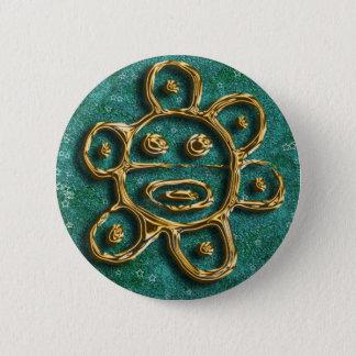 Puerto Rico - sun - Customized 6 Cm Round Badge