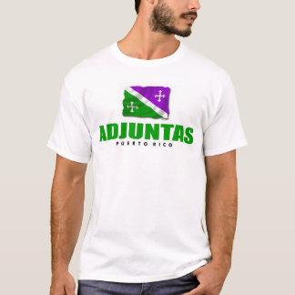 Puerto Rico t-shirt: Adjuntas T-Shirt