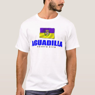 Puerto Rico t-shirt: Aguadilla T-Shirt