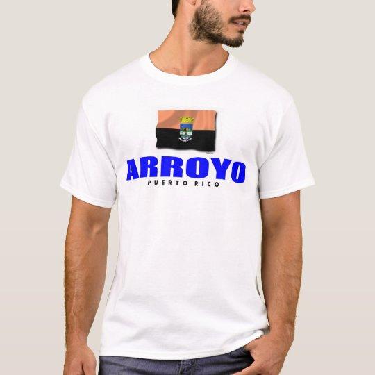 Puerto Rico t-shirt: Arroyo T-Shirt
