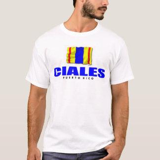 Puerto Rico t-shirt: Ciales T-Shirt