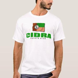 Puerto Rico t-shirt: Cidra T-Shirt