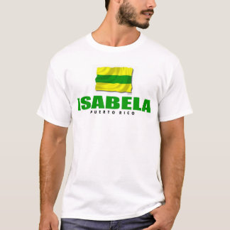 Puerto Rico t-shirt: Isabela T-Shirt