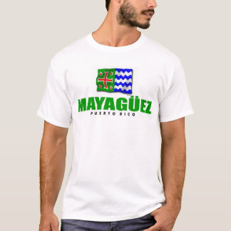 Puerto Rico t-shirt: Mayaguez T-Shirt