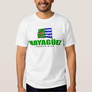 Puerto Rico t-shirt: Mayaguez T-shirts