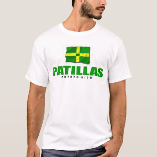Puerto Rico t-shirt: Patillas T-Shirt