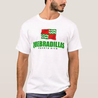 Puerto Rico t-shirt: Quebradillas T-Shirt