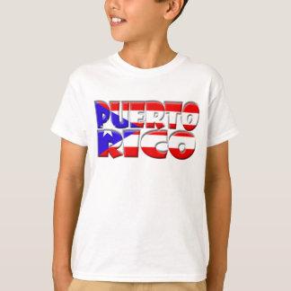 Puerto Rico Tee Shirts