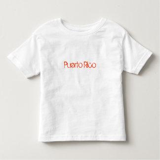 Puerto Rico Toddler T (orgn) Shirt