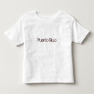 Puerto Rico Toddler T Toddler T-Shirt