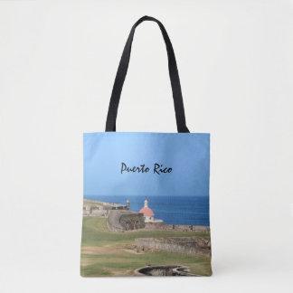 Puerto Rico Tote Bag