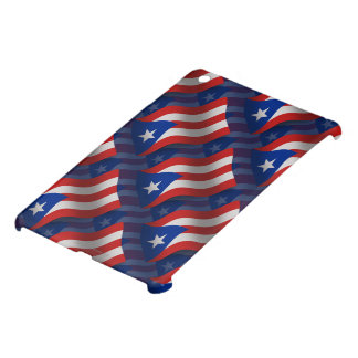 Puerto Rico Waving Flag Cover For The iPad Mini
