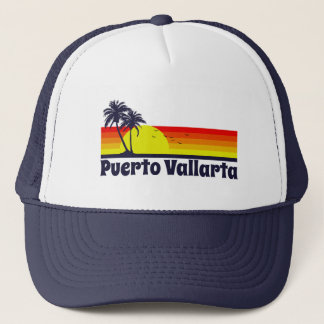 Puerto Vallarta Trucker Hat
