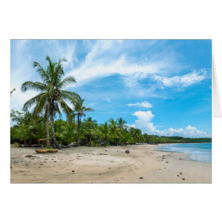 Puerto Viejo Beach Card