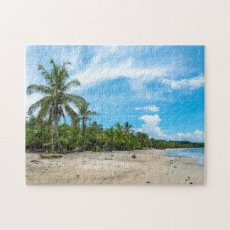 Puerto Viejo Beach Jigsaw Puzzle