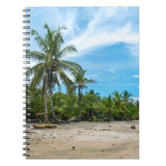 Puerto Viejo Beach Notebooks