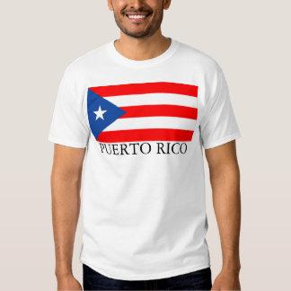 PUERTOM RICO FLAG T-SHIRTS