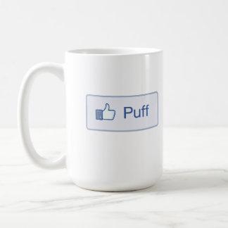 Puff Facebook Like Mug