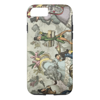 Puff, Puff, It is an Age of Puffing, Puff, Puff, P iPhone 8/7 Case