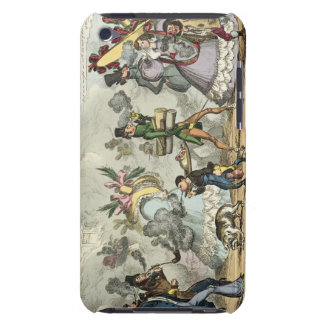 Puff, Puff, It is an Age of Puffing, Puff, Puff, P iPod Case-Mate Case