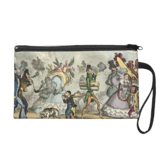 Puff, Puff, It is an Age of Puffing, Puff, Puff, P Wristlet