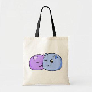 Puff Puggle Tote Budget Tote Bag