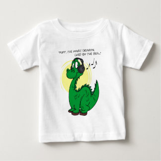 Puff The Magic Dragon Baby T-Shirt