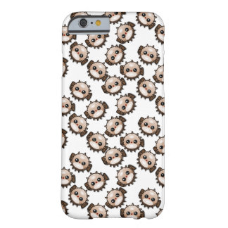 Puffer Fish Barely There Iphone 6 Case