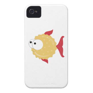 Puffer Fish Case-Mate iPhone 4 Case