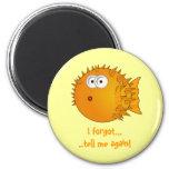Puffer fish - funny sayings