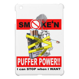 PUFFER POWER_1 iPad MINI COVER