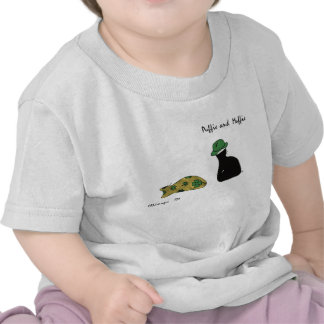 Puffie and Muffie St. Patrick's Day Shirt