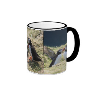 Puffin Argument Mug
