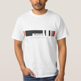 Puffin Barcode Value T-Shirt