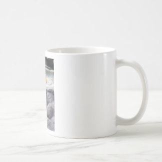 Puffin Basic White Mug