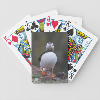 Puffin Bicycle Poker Deck